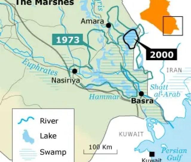 Iraq Geography Fanack Chronicle