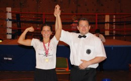 Norges Cup kickboxing