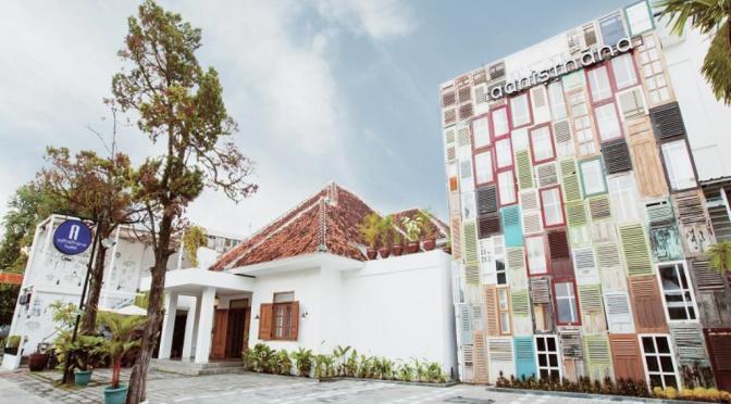 Satoria Hotel Yogyakarta Fanamerahjambu