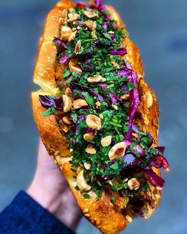 Micho Julien Sebbag Sandwiches