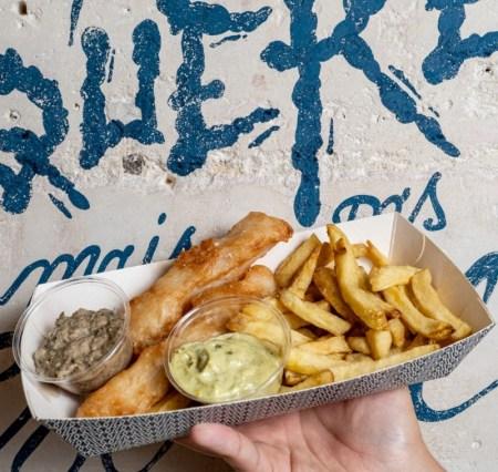 Mersea Fish&Chips Paris