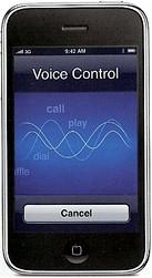 iphone voice control