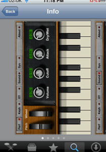 NLog Free Synth iPhone app review