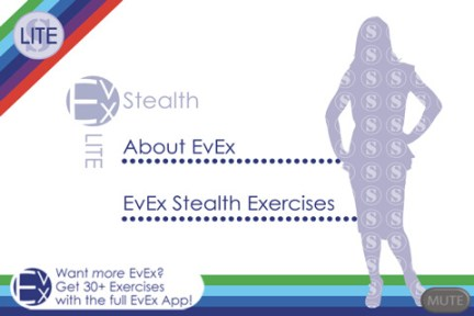 Everywhere Exercise Stealth iPhone App Review
