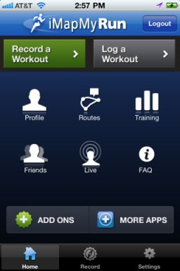 iMapMyRun iPhone App Review