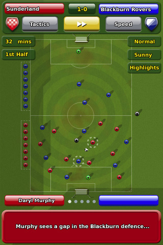 Championship Manager 2011 iphone app review