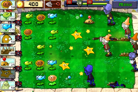 Plants vs. Zombies iPhone App Review