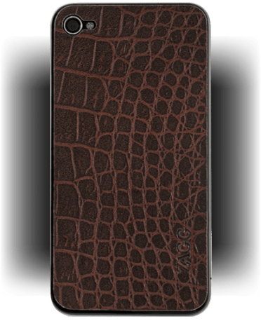 iPhone 4 Zagg Leather Skins