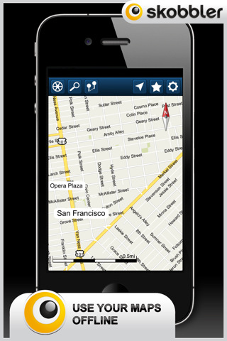 Forever Map iPhone App Review