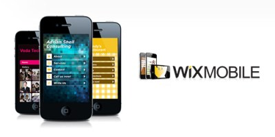 WixMobile iPhone App Review