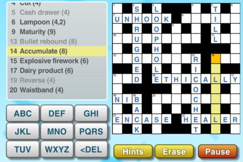 Puzzler Crosswords The Ultimate Crossword App Sponsored Fanappic Com
