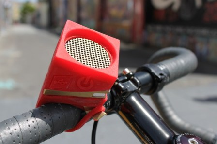 SleekSpeak rolls out new bicycle speaker
