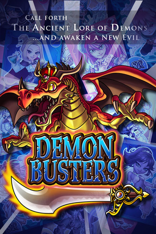 Demon Busters (Not Reviewed) - fanappic com