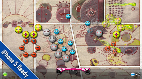 Atomic Ball iPhone App Review