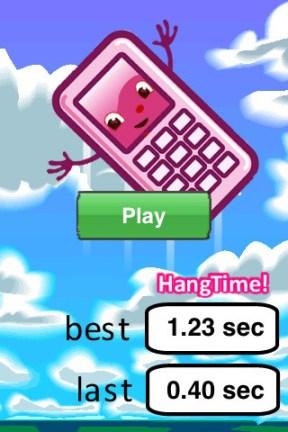 Hangtime iPhone App Review