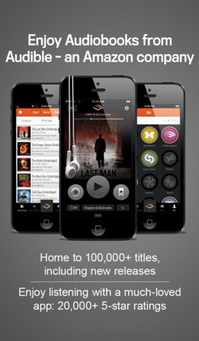 Audiobooks iPhone App Review