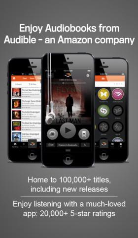 Audiobooks iPhone App Review