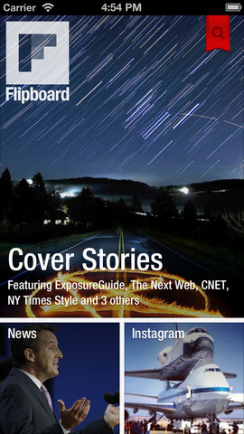 Flipboard iPhone App Review