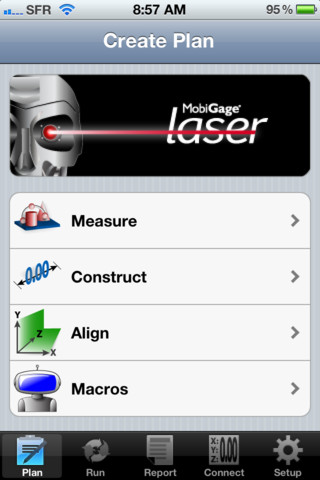 MobiGage Laser iPhone App Review