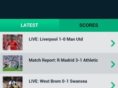 Sport Apps Android