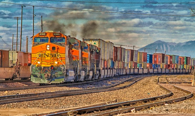 FanAppic - Freight Train