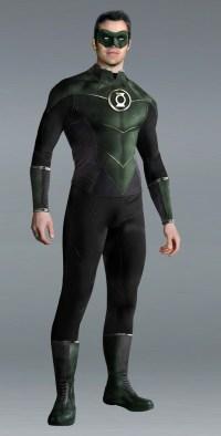 Green Lantern Movie Costume Replica