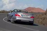 2012 Mercedes-Benz SL 63 AMG