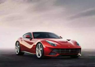 2012 Ferrari F12 Berlinetta