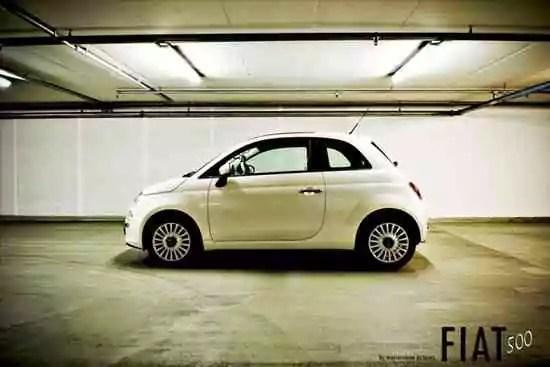 Fiat 500 by marioroman pictures