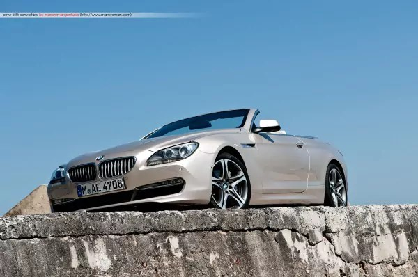 BMW 650i Convertible by marioroman pictures - Fanaticar