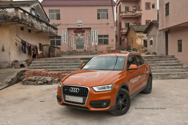 Audi Q3 Trans China Tour by marioroman pictures | Fanaticar