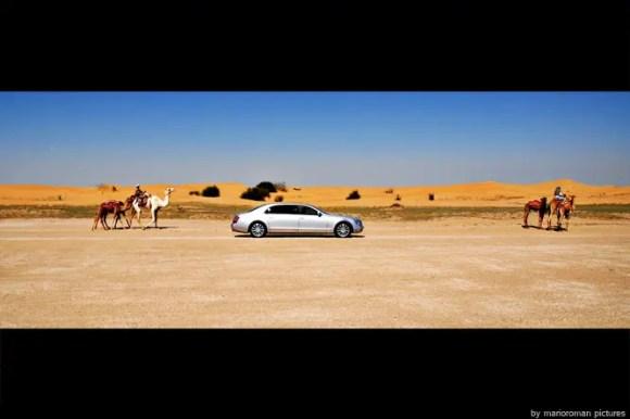Maybach 62s by marioroman pictures | Fanaticar-Magazin