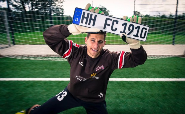 FC St. Pauli - HH FC 1910 - Fanaticar Magazin