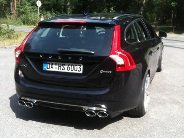 Heico Sportiv Volvo V60 - Fanaticar Magazin