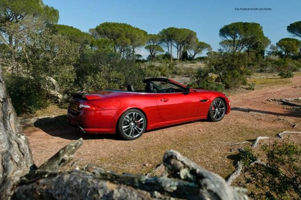 Jaguar XKR-S Cabriolet by marioroman pictures - Fanaticar Magazin