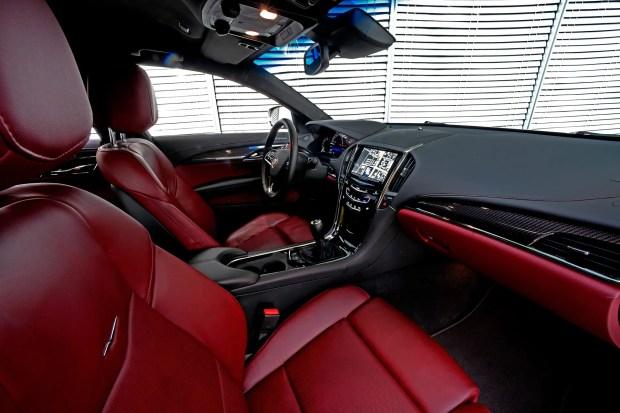 2013 Cadillac ATS - Fanaticar Magazin