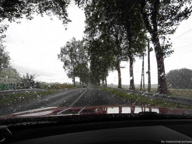 Regen, Regen und nochmals Regen :-( - Fanaticar Magazin