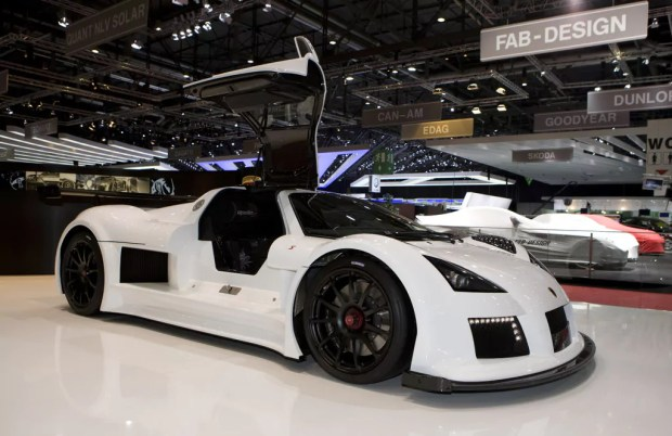 Gumpert Apollo - Fanaticar Magazin