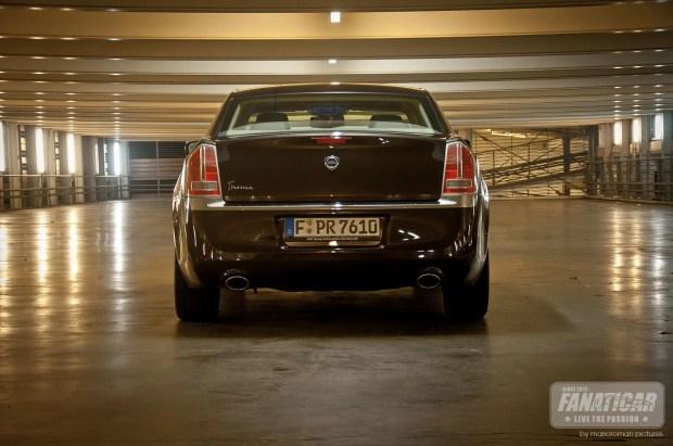 2012 Lancia Thema 3.6 V6 by marioroman pictures - Fanaticar Magazin