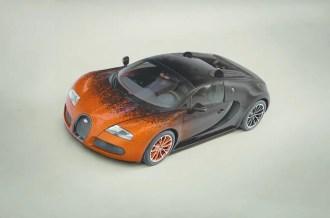 Bugatti Veyron Grand Sport Venet - Fanaticar Magazin