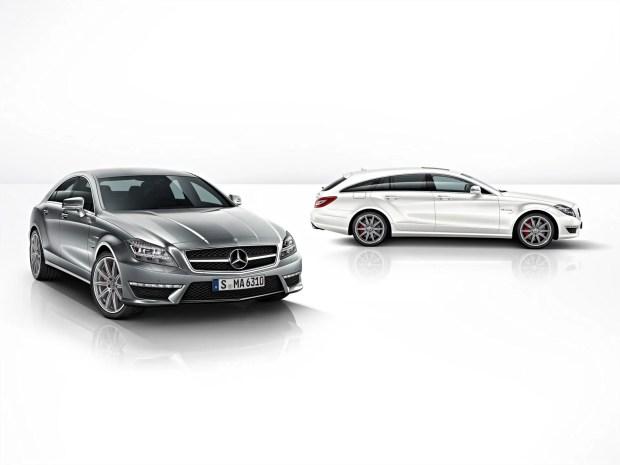 2013 Mercedes CLS63 AMG 4matic S Sedan & Shooting Brake - Fanaticar Magazin