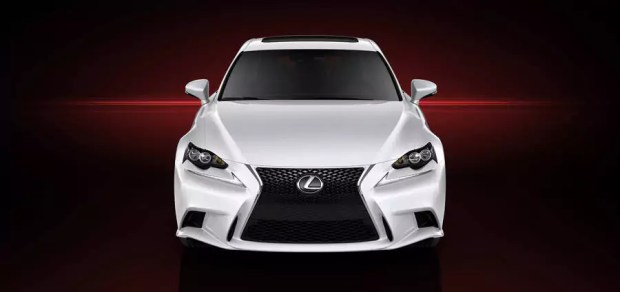 2013 Lexus IS - Fanaticar Magazin