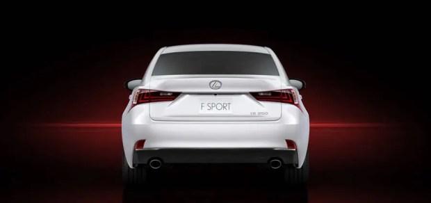 2013 Lexus IS - Fanaticar Magazin