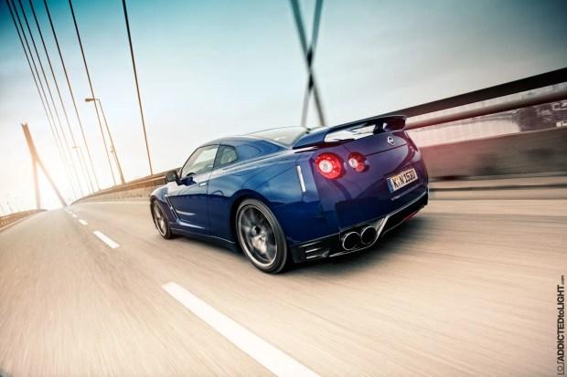 Nissan GT-R by Spiegelschlag Photography - Fanaticar Magazin