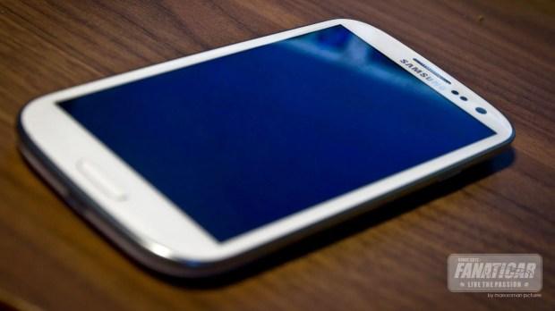 Samsung Galaxy S3 - Fanaticar Magazin