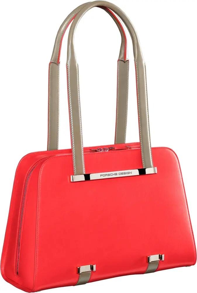 twinbag erste damen handtasche von porsche design. Black Bedroom Furniture Sets. Home Design Ideas