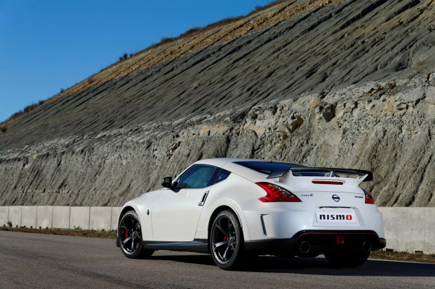 Nissan 370Z Nismo - Fanaticar Magazin