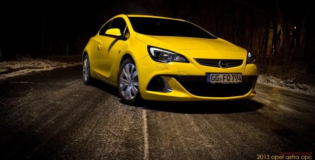 2013 Opel Astra OPC - Fanaticar Magazin