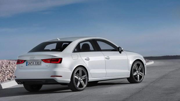 Audi A3 Limousine / Sedan - Fanaticar Magazin