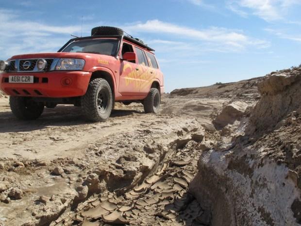Shell Helix Driven to Extremes_Autos im Haertetest